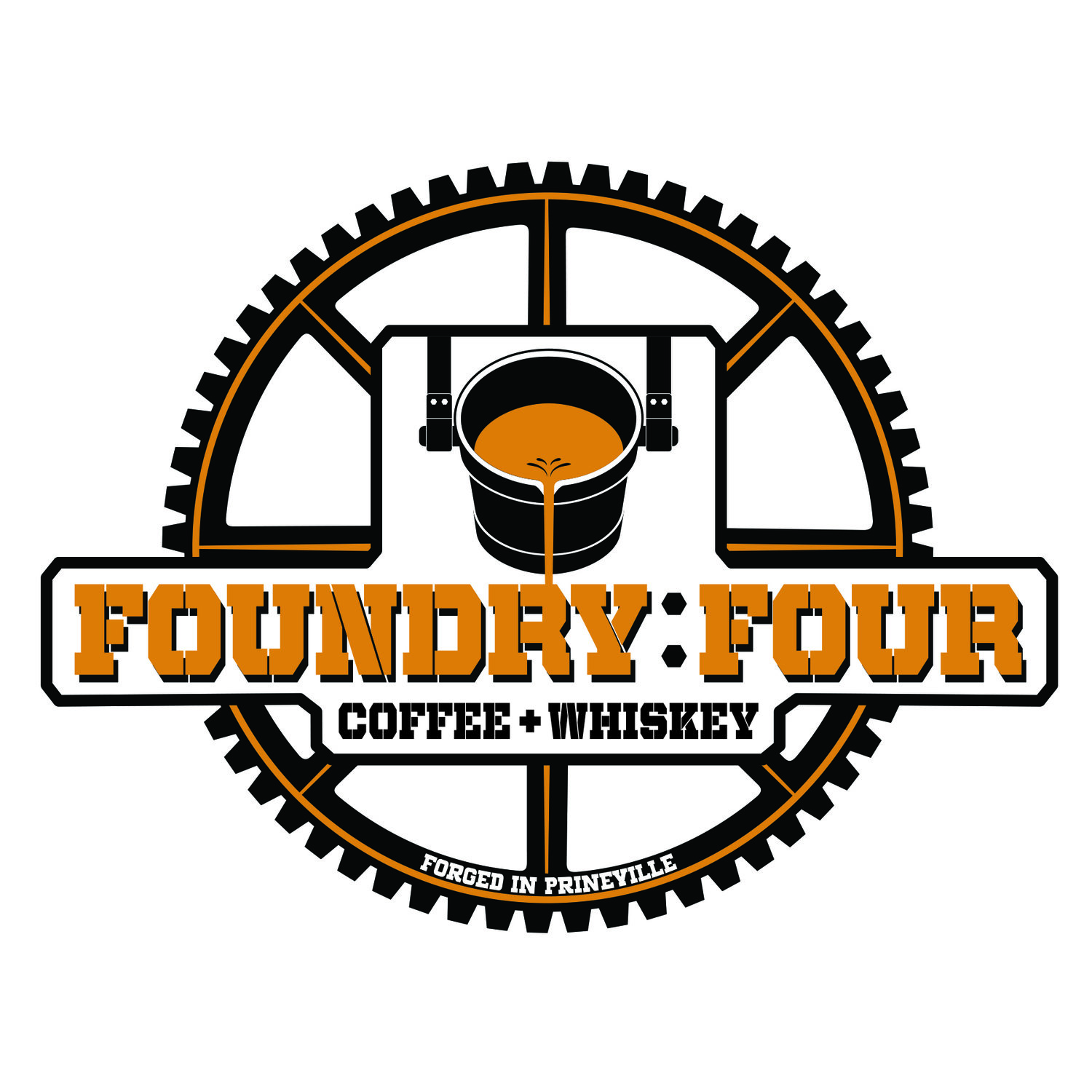 Foundry Four Coffee + Whiskey