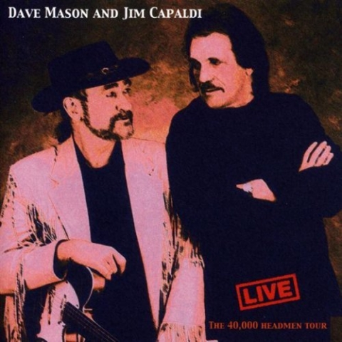 live: the 40,000 headmen tour - Twelve previously unreleased live tracks recorded by these two founding members of Traffic between February & April, 1998 on the 40,000 Headmen tour. Over an hour long, it contains fantastic versions of classic Traffic cuts, some of Mason's solo hits and an amazing rendition of Bob Dylan's 'All Along The Watchtower'.