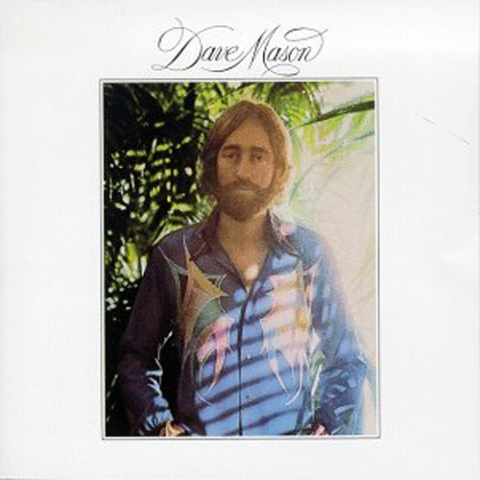 dave mason - 1974 - Columbia RecordsThis album placed #25 on the Billboard Pop Charts and went gold.