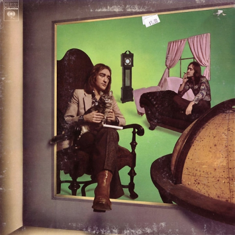 it's like you never left - 1973 - Colunbia/One WayGuest appearances by George Harriston (unmistakable slide guitar on