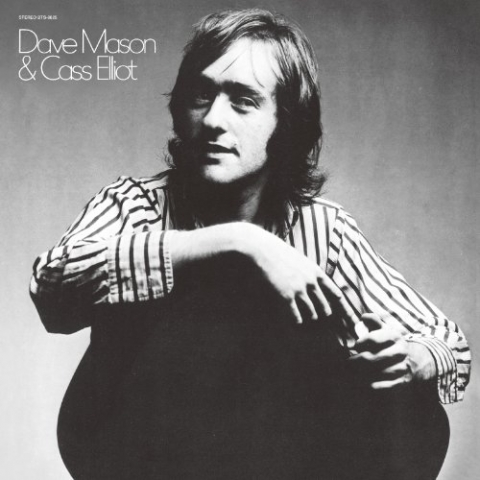 "dave mason & cass elliot - 1971 - Blue Thumb RecordsAfter being introduced by a mutual friend, Mason and Elliot immediately hit it off and soon realized after singing together that maybe they could both pursue it professionally. Elliot, having released two solo albums at that time, missed the collaborative effort of producing music and Mason, who had just arrived in the U.S. after splitting with Traffic, found working together to be a terrific idea. When interviewed by Rolling Stone magazine Elliot stated, ""I sing better with David because he's so good. You want to do better. I'm singing notes I never sang with The Mamas & the Papas."" The music produced falls easily into the country-rock harmony sound of its time but with a bluesier edge. Except for three songs, Mason wrote every song on the album with Elliot participating on two.This was the first time, and also marked her last time, that Elliot lent her hand in songwriting since her days with The Big 3 and The Mugwumps in 1964.Two singles were released. The first single ""Something To Make You Happy"" was released in January 1971 with the second single ""Too Much Truth, Too Much Love"" released the following month. The album was released in March 1971 and was a success landing at the 49th spot on the Billboard Hot 100 Chart. To promote the album, Mason and Elliot both appeared and performed on The Tonight Show and The Andy Williams Show. They also performed two concerts with the first one at the Santa Monica Civic Auditorium and the second at New York's Fillmore East. Although Mason and Elliot remained close friends and both discussed interest in recording together again, this would be their only collaboration."