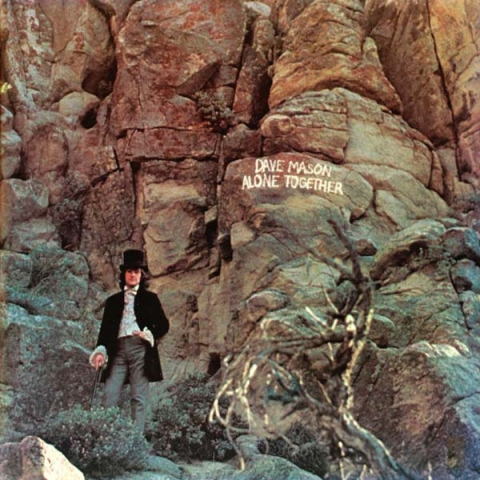 alone together - 1970 - Blue Thumb RecordsAlone Together was the debut solo album by Dave Mason. Performing with Mason was a roster of guest musicians, including Delaney and Bonnie Bramlett, Leon Russell, Jim Capaldi, Rita Coolidge, Carl Radle and Jim Gordon. Billboard Magazine (1970) wrote,
