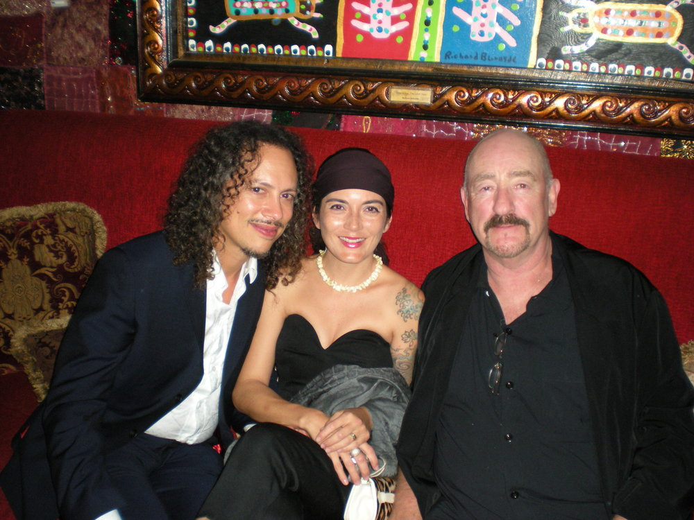 with Metallica's Kirk Hammett.JPG