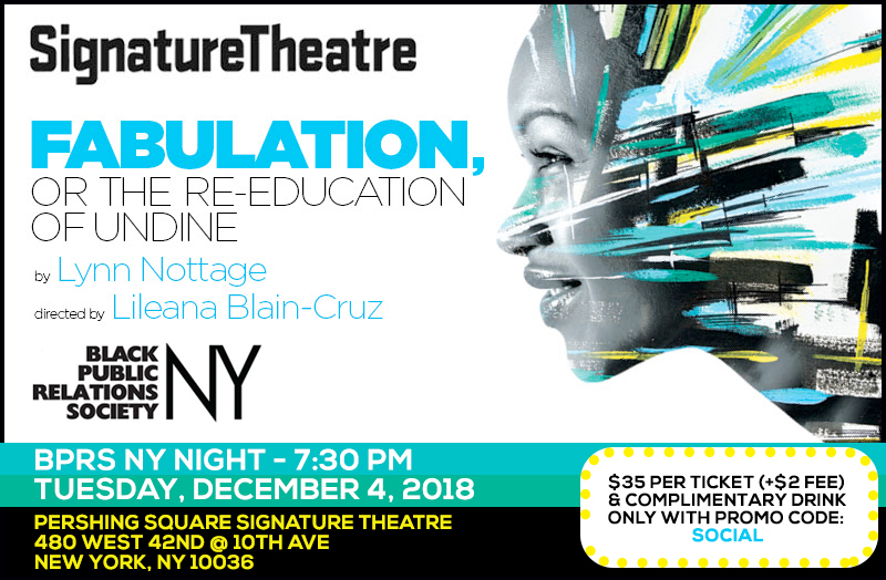 Join Us December 4, 2018 - For a night of world class theater and a toast to the holidays with a complimentary drink courtesy of Signature Theatre. To Purchase tickets click on https://signaturetheatre.formstack.com/forms/byog_1819and remember to use the Promo/Group Code: SOCIAL