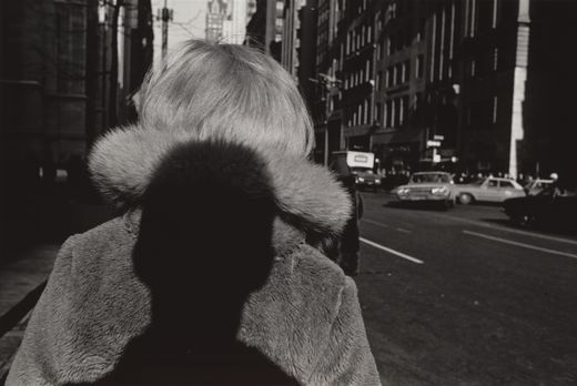 """New York City, 1966,"" by Lee Friedlander, Museum of Modern Art"