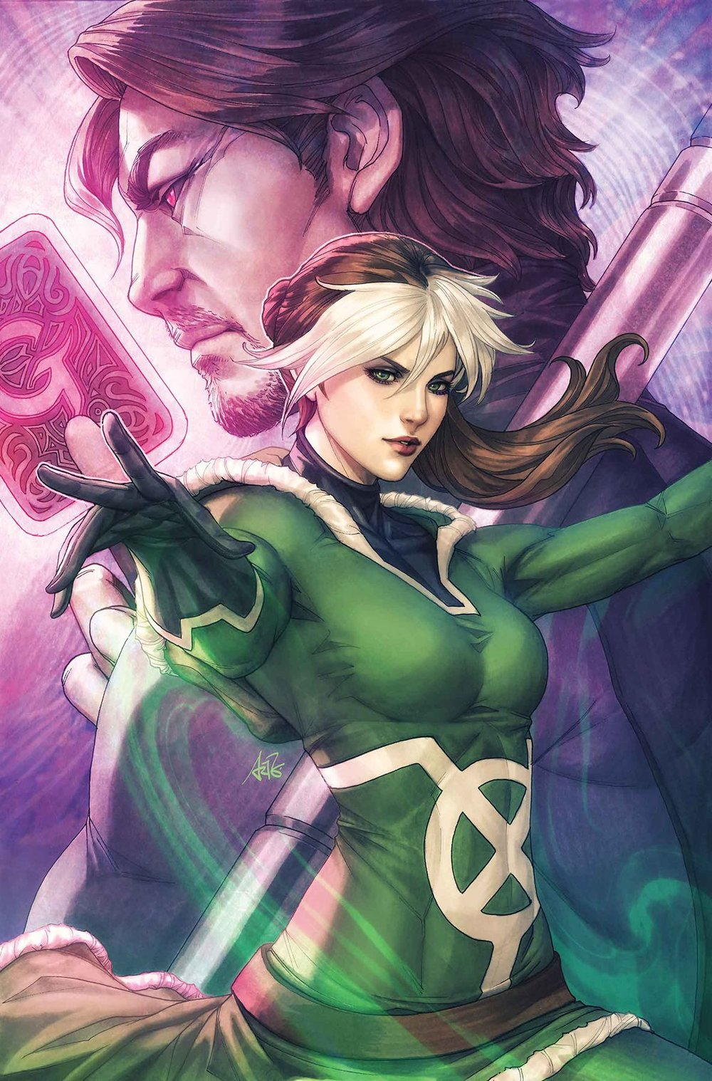 Episode 1 Variant of the Week! - (Marvel) Astonishing X-men #1 (Artgerm Cover)Cover by Stanley LauWritten by Charle SouleIllustrated by Jim CheungDid the Content Match the Drapes? - UNR