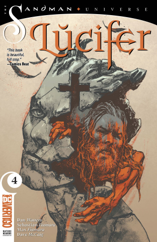 Episode 37 Cover of the Week! - (Vertigo) LuciferCover by Goni MontesWritten by Dan WattersIllustrated by Sebastian Fiumara and Max FiumaraDid the Content Match the Drapes? - UNR