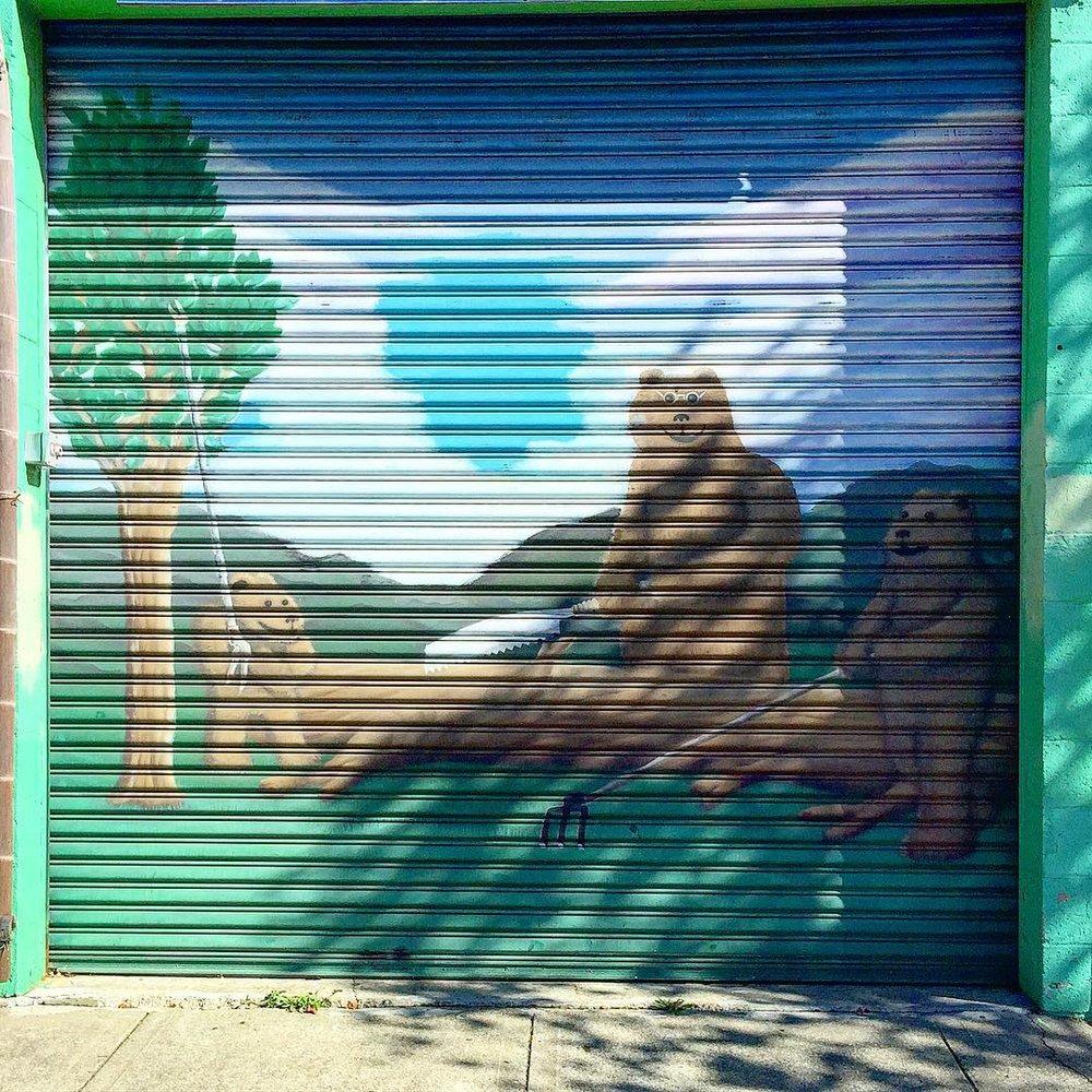 San Pablo Ave.