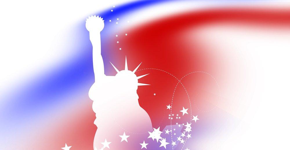 God and America -