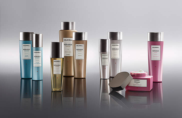 GOLDWELL KERASILK - Kerasilk is the new, revolutionary luxury hair care line that delivers long-lasting hair transformations providing beauty, strength, and protection.