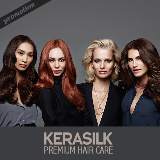 Buy 2 Get 1 Free!   Buy two full size Kerasilk products to receive your 3rd one free!Available in salon while supplies last.