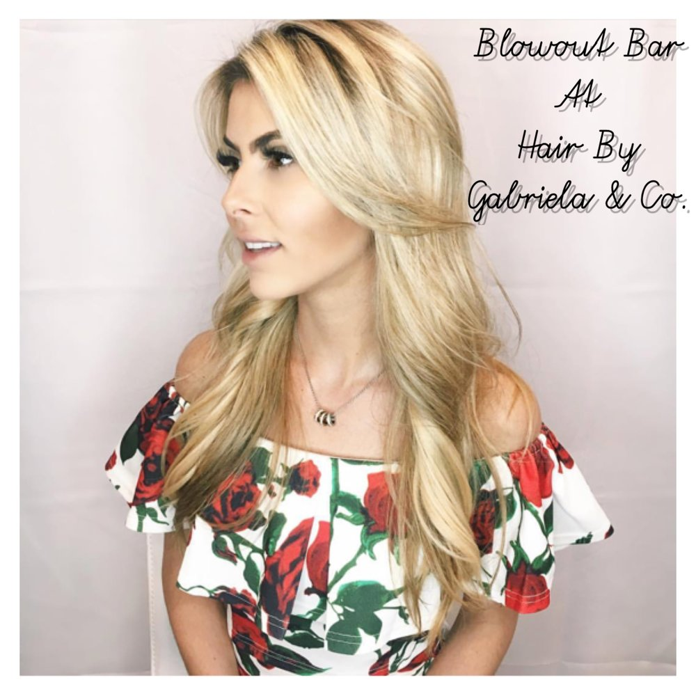 Blowout Packages   Package #1  Buy Three Blowouts at  $25 OFF.   Package #2  Buy Six Blowouts at  $50 OFF.   Package #3  Buy Nine Blowouts at  $75 OFF.