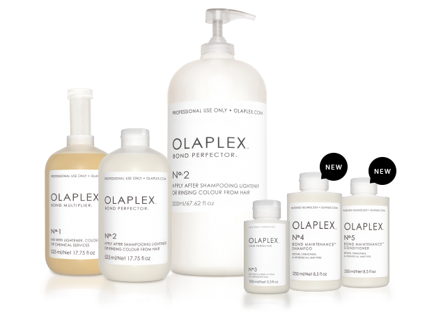 OLAPLEX - Repair bonds from any chemical damage while gently cleansing all types of hair. Impart moisture, strength, and manageability with every wash. Restores, repairs, and hydrates without adding excess weight. Eliminates damaged frizz for strong, healthy, shiny hair.