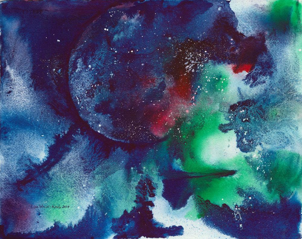 Blue Planet #1