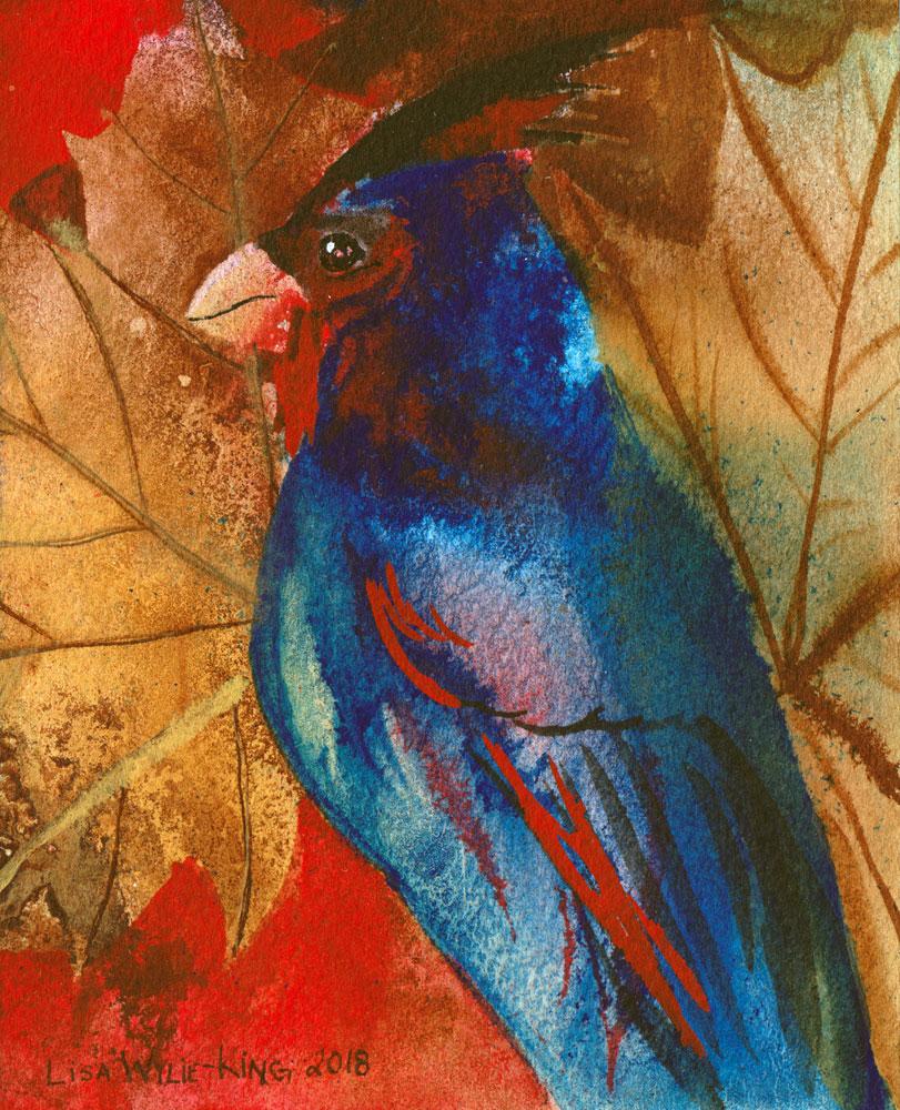 Blue Cardinal