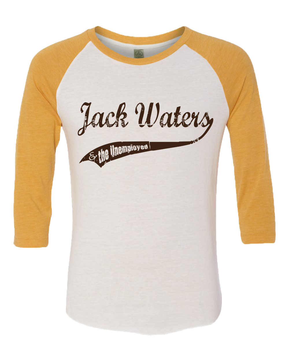 822329dbce37 BNB Baseball Tee — Jack Waters and The Unemployed