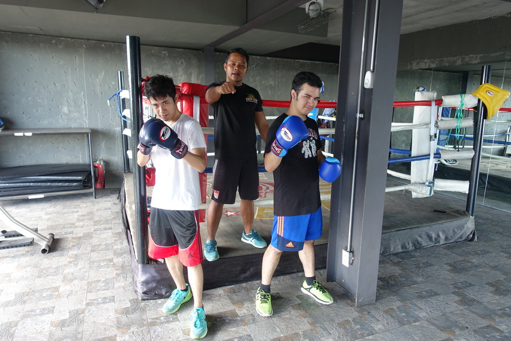 Elorde Boxing Gym