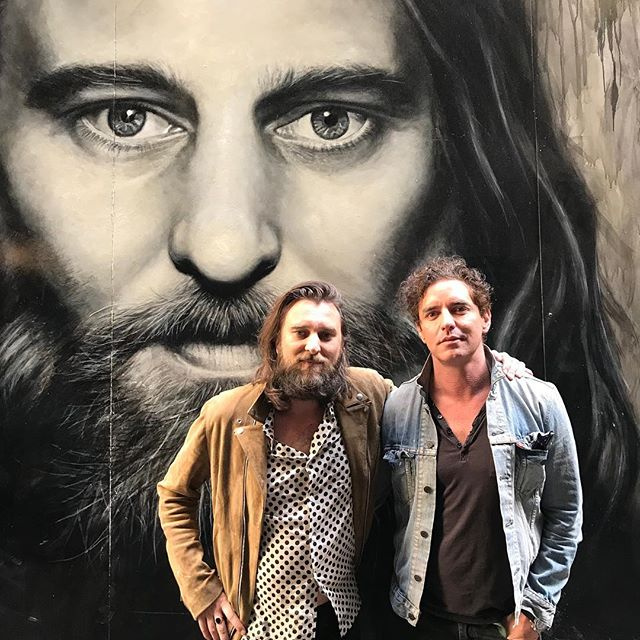 My man @nic_cester is in town to launch his solo album check it out. #niccesterandthemilanoelettrica