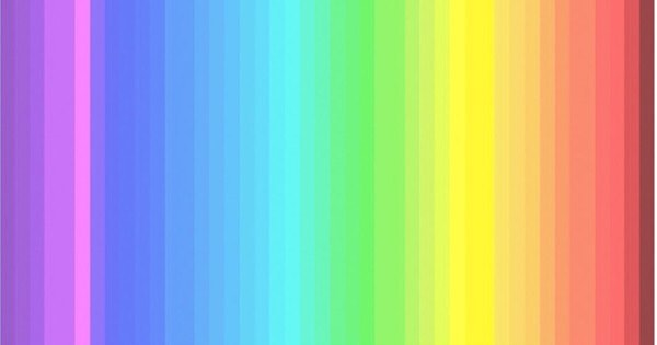 #tetrachromat #colourtest I don't know how true this is but interesting 🌈😄apparently only 1 in 4 can see all the colours Fewer than 20 distinctive colors: Derval says you're a dichromat and only have two cones in your eye. Twenty-five percent of the population are dichromats. Yet, don't fret, you're in good company — dogs are also dichromats too. Dervals says dichromats have a tendency to wear a lot of black, beige, and blue clothing. Between 20 and 32 distinctive colors: You're a trichromat. That means you have three types of cones in your eye in the purple/blue, green, and red area. Dervals says trichromats enjoy different colors and can appreciate them. About 50 percent of the population is a trichromat. Between 32 and 39 distinctive colors: Just like a bumblebee, you're a tetrachromat. Dervals says these kinds of people have four types of cones. They also get irritated by yellow and will most likely never wear it. About 25 percent of the population is a tetrachromat. More than 39 distinctive colors: You better count again! Dervals says there are only 39 different colors in the test and probably only 35 are properly translated by the computer screen.