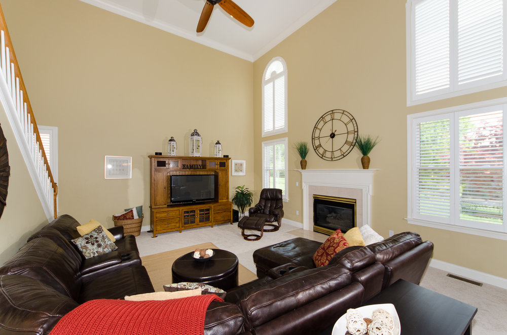 2 Story Family Room