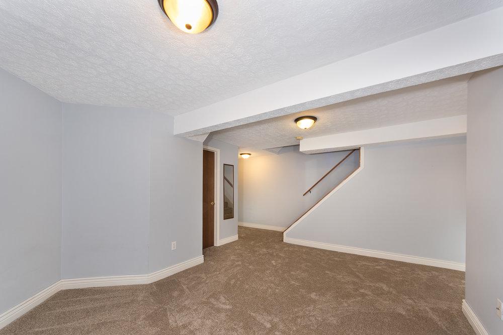 Bedroom #4 in the Basement