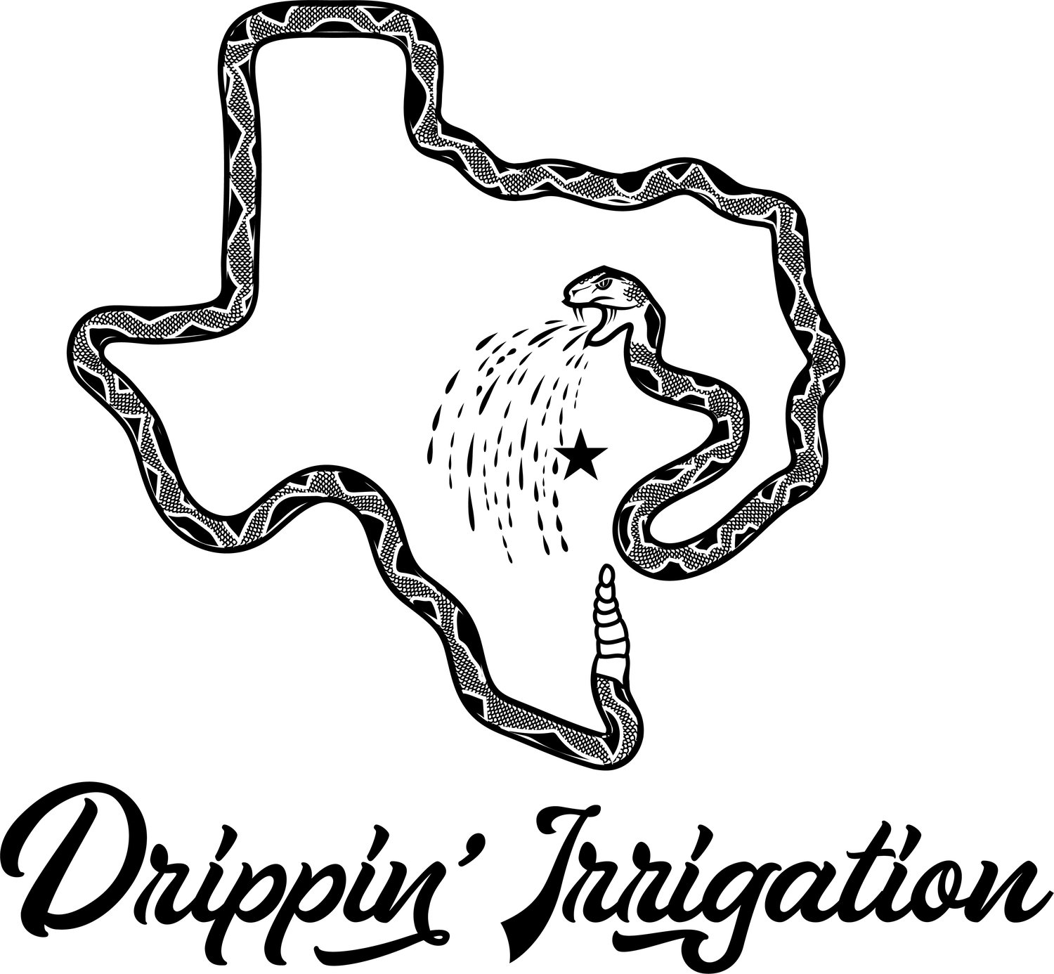 Drippin' Irrigation