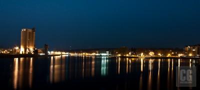 Owen Sound Harbour City Lights