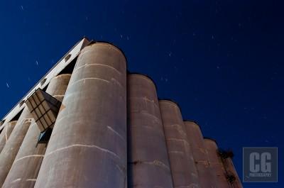 Owen Sound Grain Elevators