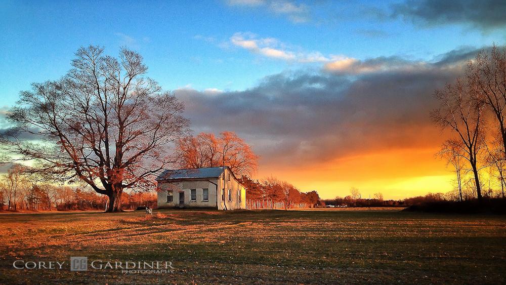 Windham twp Farm Landscape
