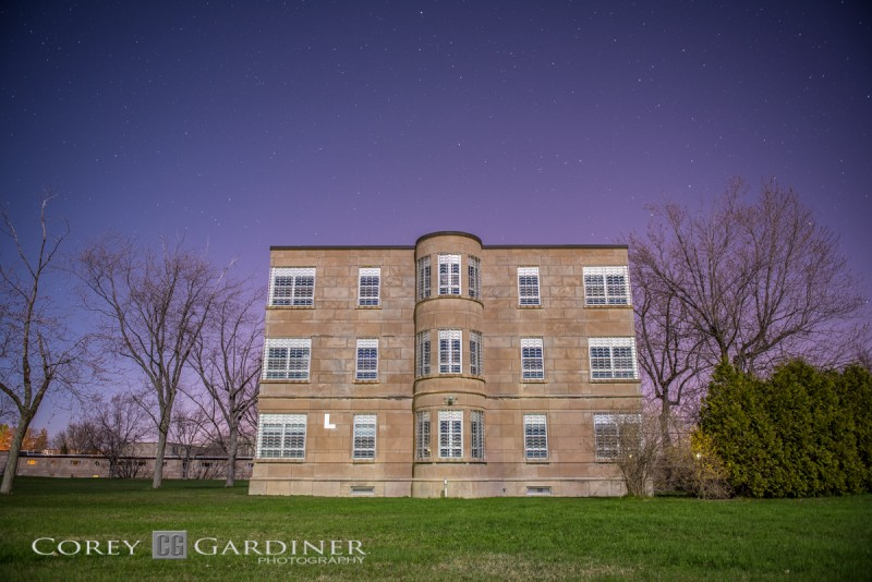 Phsych Hospital St Thomas Ontario by CG Photography