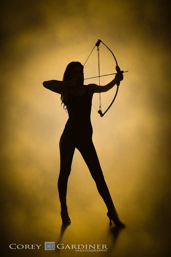 Ines w Bow Silouette-1-2