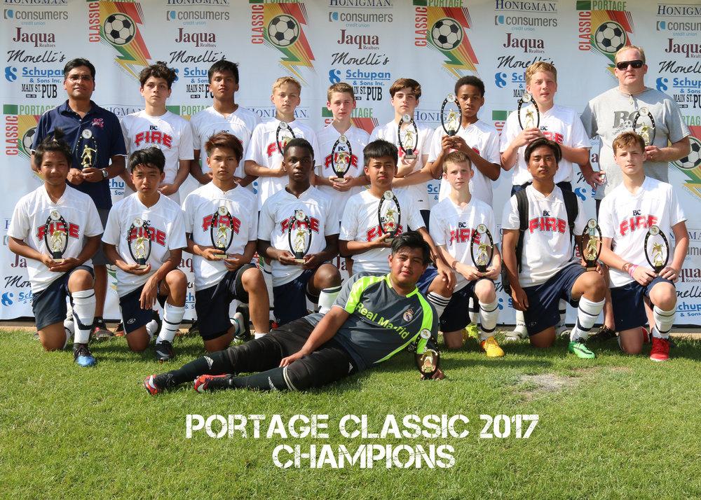 Boys U16 Silver