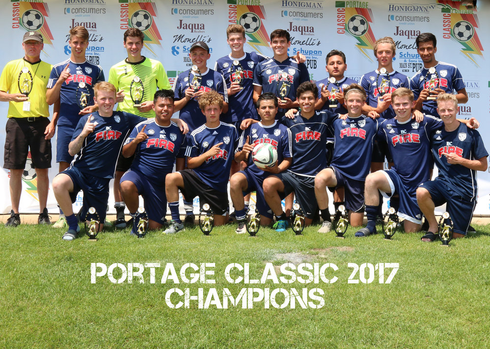 Boys U19 Gold