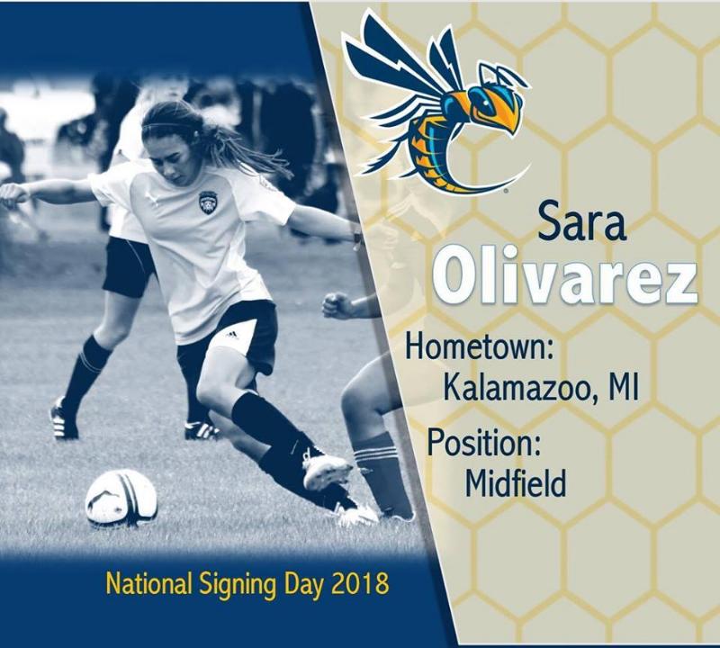 Sara Olivarez - Cedarville University