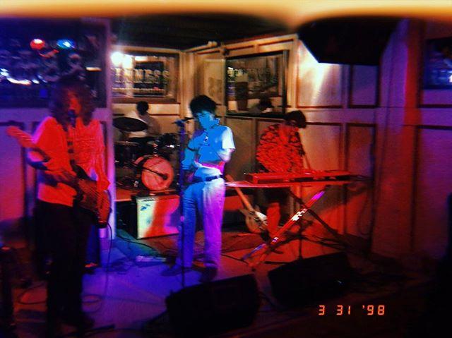 @westendchinashop 4 days puppos. Check em out! #indierock #livemusic #doggo #puppo #albanymusic #rocknroll #tourlife #ithaca #albany #albanyisok #musician #music #newartist