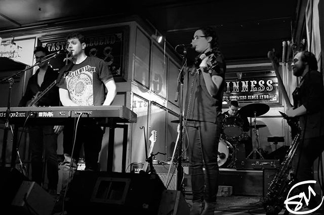 What a great time last night with @_scotchka and @westendchinashop was! We hope to see you all again real soon.| Photo by @misssamibrighteyes  #livemusic #albanymusic #indierock