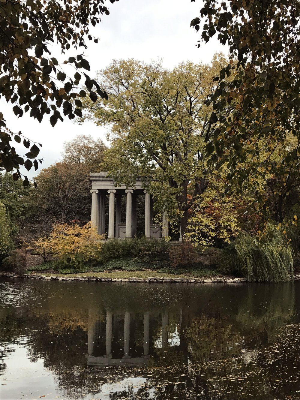 Potter and Bertha Palmer's Greek Temple designed by McKim, Mead & White