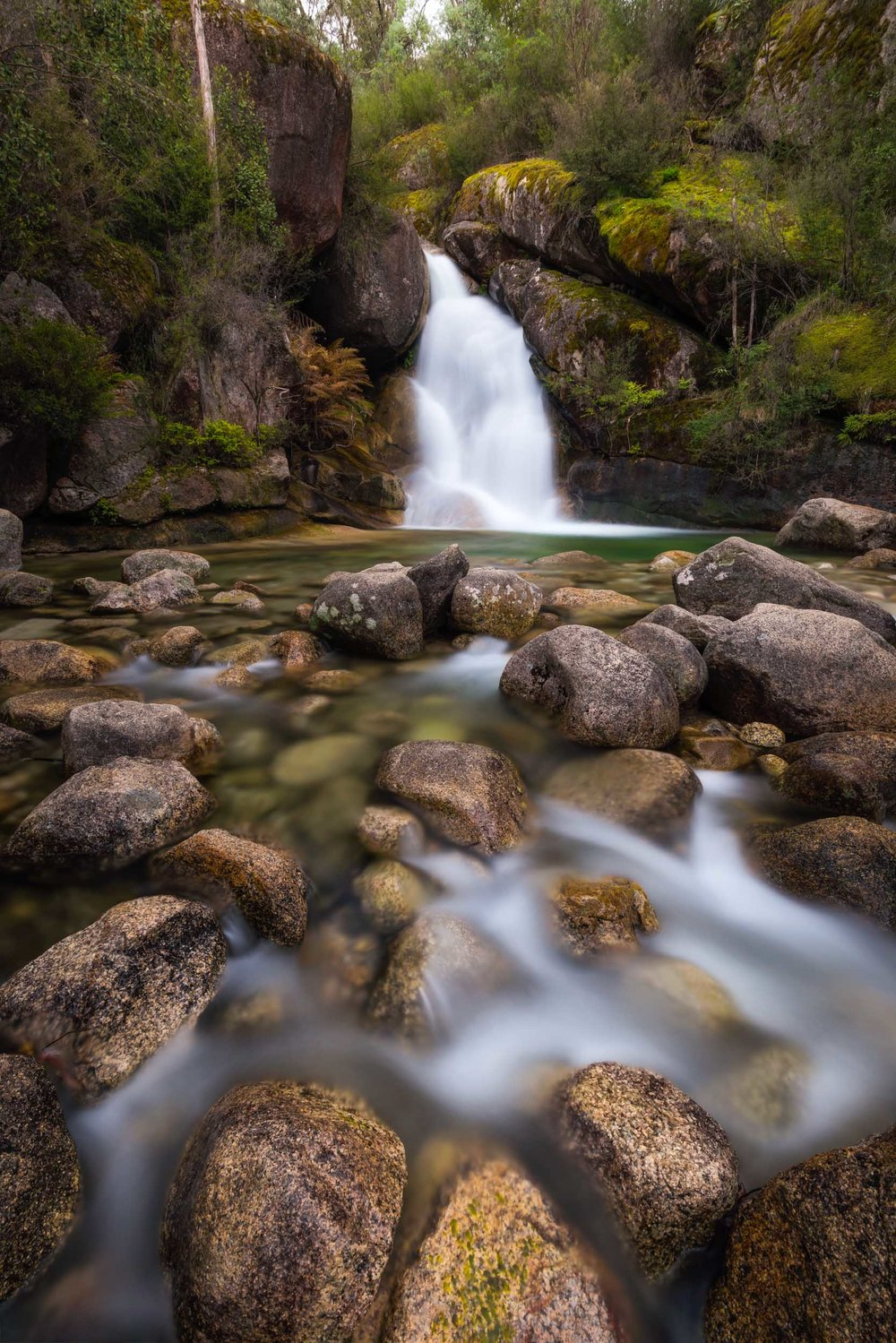 Cold as Ice - Ladies Bath Falls, Mount Buffalo - Victoria