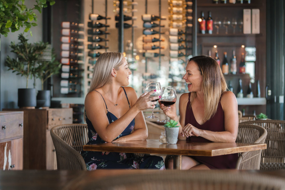 Vue Wine Bar & Restaurant, Yeppoon - Capricorn Coast