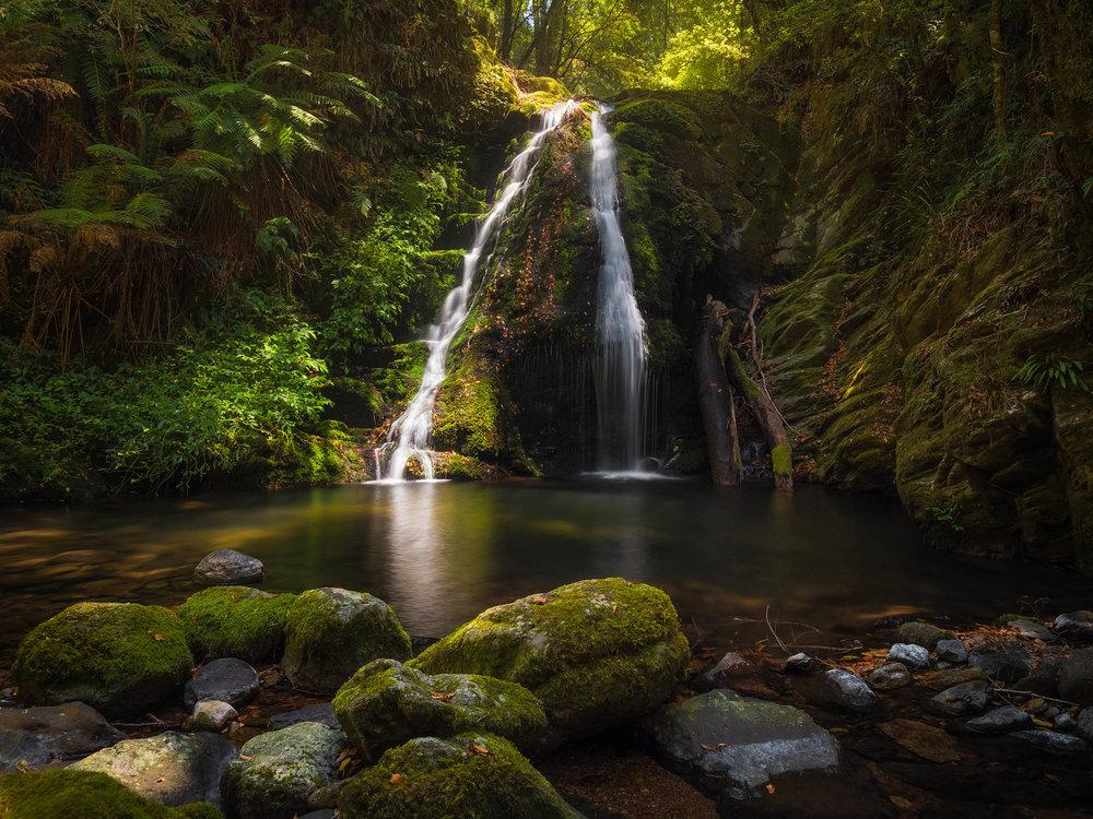Cascade Falls, New England National Park