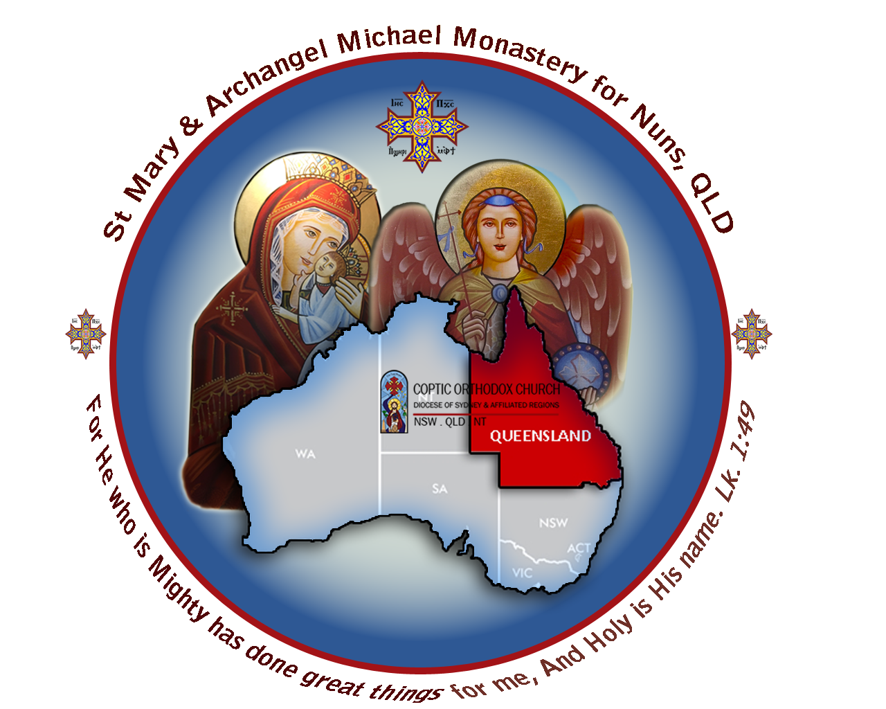 Prayer Request — ST MARY & ARCHANGEL MICHAEL'S MONASTERY