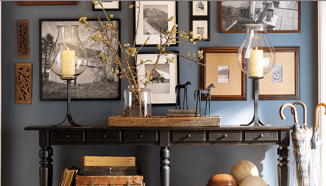 The best picture frames for dark walls