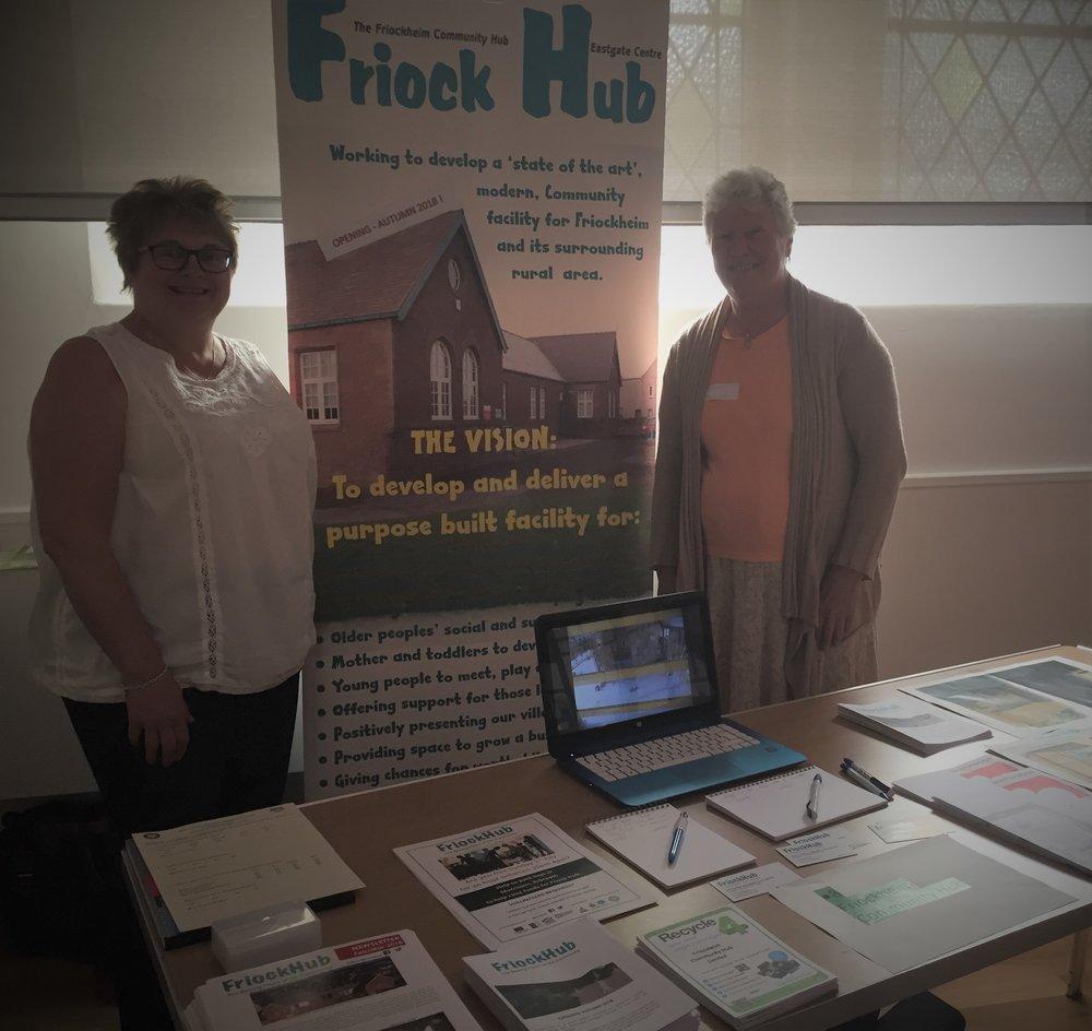 Friock Hub NHS Community Innovation Fund