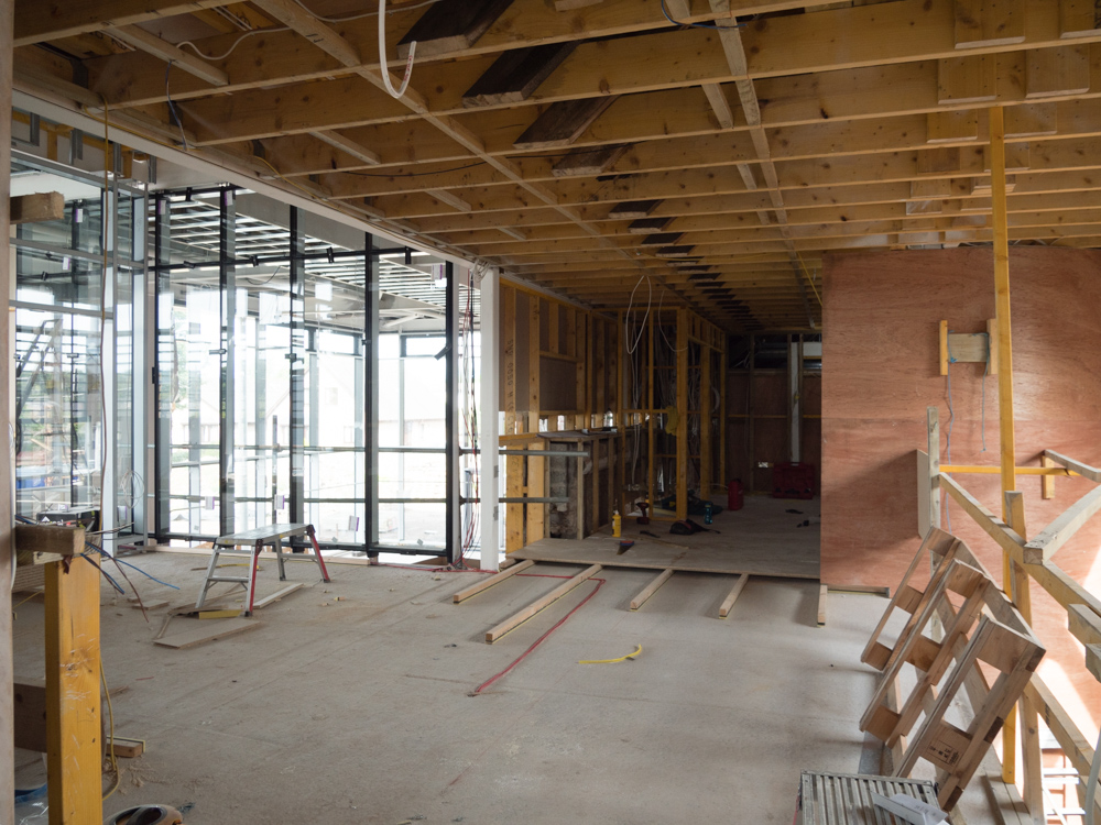 Exhibition space on first floor beside Fitness Suite & Conference Room