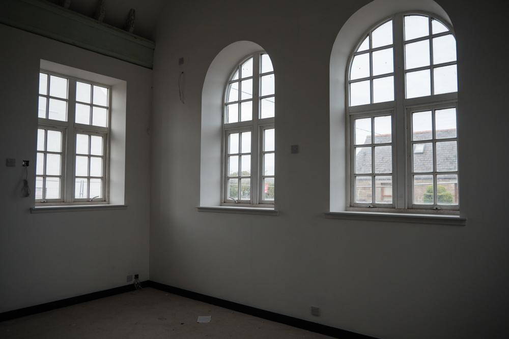 Multi Sensory Room painted