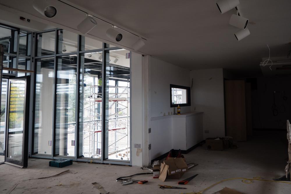1st floor mezzanine