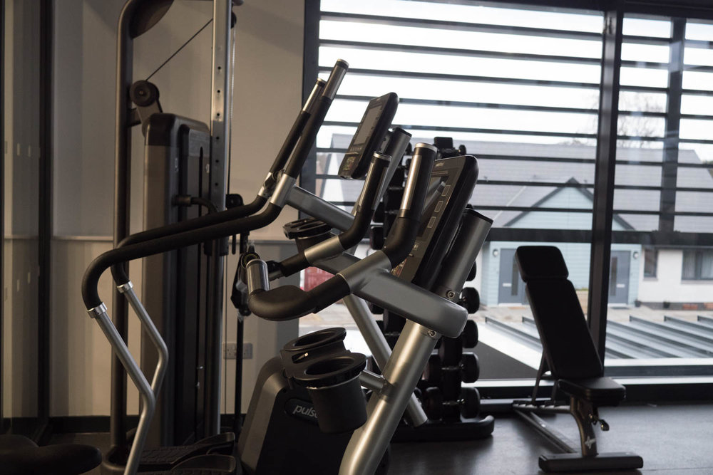gym fitness suite friockheim