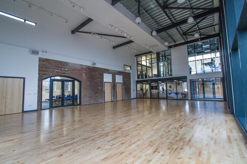 Andson Hall (sports hall)