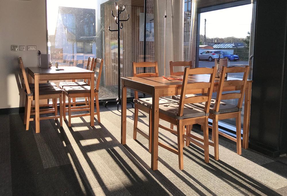 Cafe Hub Friockheim