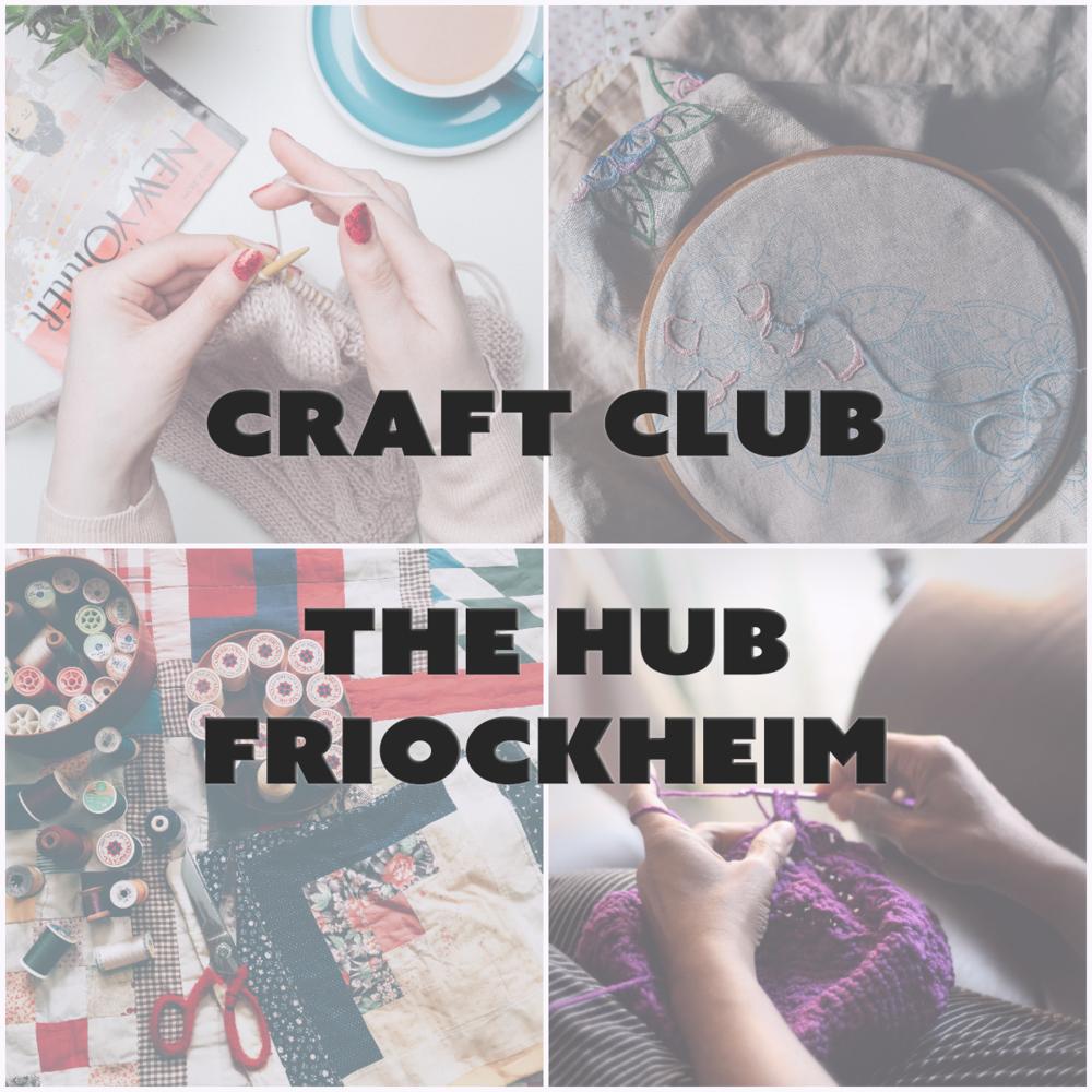 craft club at the Hub Friockheim.png